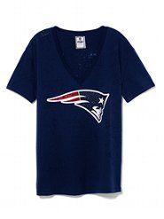 ... NewEnglandPatriots Victorias Secret PINK® New England Patriots Bling  Jersey VictoriasSecret httpwww.victoriassecret.compinknew- New England Pats  hoodie! 5f377cec6