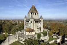 La Tour César .Provins, Ile-de-France, Département de Seine-et-Marne