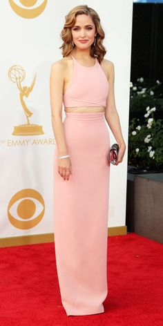14 Best Red Carpet Looks of 2013 - Rose Byrne from #InStyle
