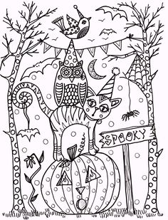 Coloringpagesfortoddlers.com – Enjoy these free, printable new vintage Halloween coloring pages are fun for kids during the Halloween holiday season. We aresuper-duper excited to share with …