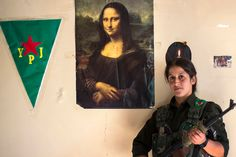 """@RoniRan2: Kurdistan Women's Defense Brigades (YPJ) "" Absolute #Beauty!!! Thank You  Women of #Kobane we love You"