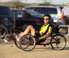 In this blog post, the author explains why he rides a recumbent trike and what he loves about triking. Check it out!