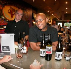 Mouton Noir Wine Tasting with Andre Mack