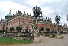 """Potsdam- Park Sanssouci- Have to go back-closed for renovation,October 2013- renovations seem to be """"on-and-off"""",""""hit-or-miss"""""""
