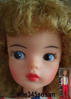 Vintage Tammy Doll Reliable Canada Blonde RARE 1964 + clothes STUNNING! | eBay