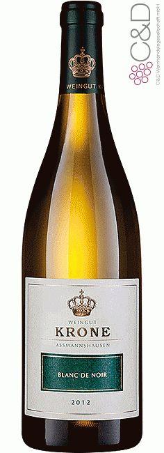 Folgen Sie diesem Link für mehr Details über den Wein: http://www.c-und-d.de/Rheingau/Spaetburgunder-Krone-Blanc-de-Noir-trock-2013-Weingut-Krone-Assmannshausen_67860.html?utm_source=67860&utm_medium=Link&utm_campaign=Pinterest&actid=453&refid=43 | #wine #redwine #wein #rotwein #rheingau #deutschland #67860