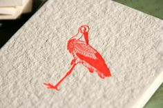 Textured:  New Collection letterpress cards!