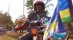 Boda bodas, the motorbike taxis in Uganda, are an important lifeline in the public transportation network and a perspective for the future for young men. Great Coffee, My Ride, Public Transport, Uganda, Photo Book, Africa, Feelings, Cool Stuff, Travel