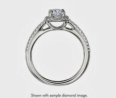 #wedding #engagement #diamond #ring