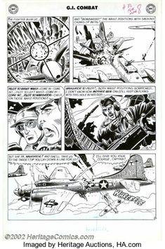 Comic Art, Original Art, Auction, Comics, The Originals, Cards, Cartoons, Maps, Comic