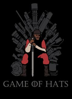 Game of Hats- Team Fortress 2