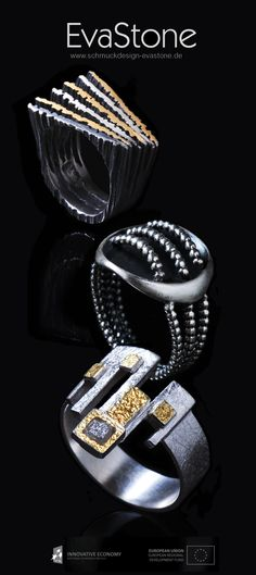 Find more on www.evastone.eu  #artistic #handmade #jewelry #silver #ring #inspirational #design