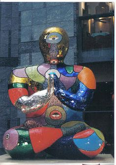 Today would have been the birthday of Niki de Saint Phalle