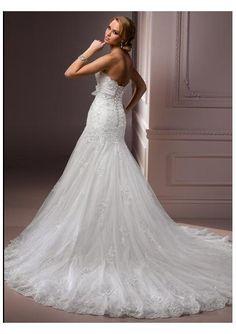 Lace Wedding Dress love it