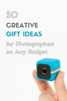 Have a photographer in your life who deserves a cool gift? Look no father! This list of photo gift ideas will be sure to inspire.