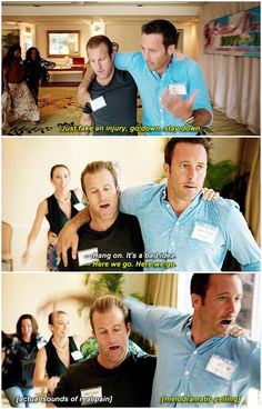 hawaii five 0 mcdanno alex o'loughlin scott caan H50: 6x11 I do feel sorry for poor danny but mostly I can't get over steve's fucking terrible acting omg