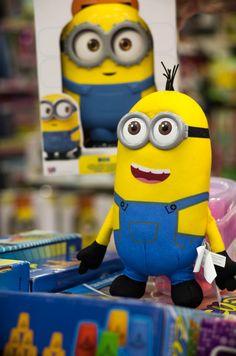 Eğlenceli Minions oyuncakları Arcadium Toyzz Shop'ta sizleri bekliyor. smile ifade simgesi #arcadiumkeşif #toyzzshop