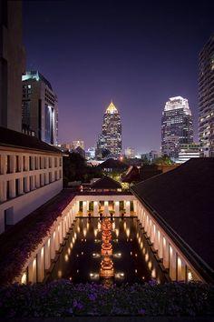 Boutique Hotel Sukhothai, Bangkok, Thailand.