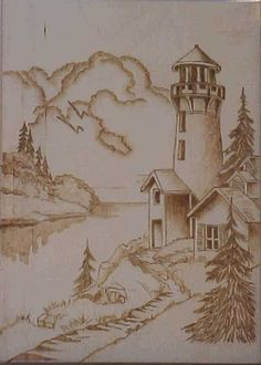 Image detail for -art and crafts: my wood burn art