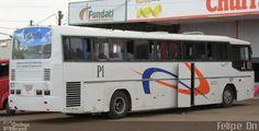 Ônibus da empresa Planeta Turismo, carro 07, carroceria Nielson Diplomata 350, chassi Scania K112CL. Foto na cidade de Cascavel-PR por Felipe  Dn, publicada em 19/10/2016 22:58:59.