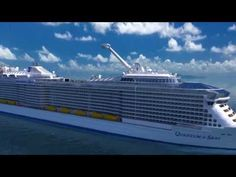 Enjoy the video of Royal Caribbean's Quantum of the Seas. You won't believe what's on this ship! Now book it! 973.489.7468