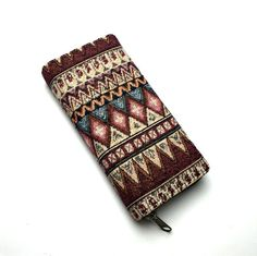 Boho Wallet  Tribal Inspired Hipster Wallet Purse by Tribalover