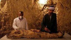 Αιγυπτιακή μούμια μιλά ξανά μετά από 3.000 χρόνια Science And Nature, History, Painting, Art, Art Background, Historia, Painting Art, Kunst, Paintings