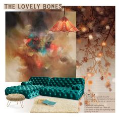 """""""Lovely Space"""" by jesking ❤ liked on Polyvore featuring interior, interiors, interior design, home, home decor, interior decorating, Brian Yates, NOVICA and Mogg"""