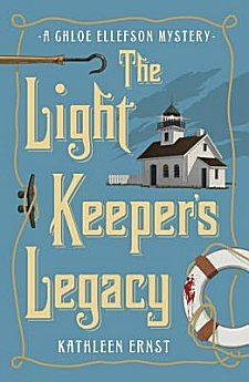 The Light Keeper's Legacy by Kathleen Ernst ~ Kittling: Books