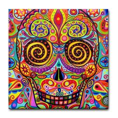 Google Image Result for http://i1.cpcache.com/product/36169792/day_of_the_dead_skull_tile_coaster.jpg%3Fcolor%3DNA%26height%3D460%26width%3D460