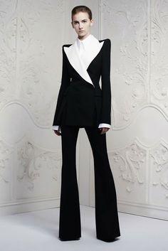 Alexander McQueen pré primavera-verão 2013 | Lilian Pacce