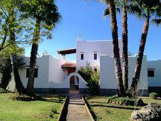 Ibiza Pool Villa San Rafael, Ibiza stad 8km, strand 8km NL zenders 3385 zaterdags