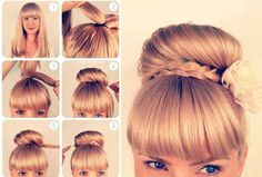 Hair Style Tutorial for Ladies...