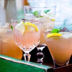 Isig bål med rabarber och ginger ale