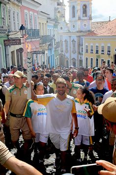 #RIO2016 The Paralynpic Athlete Marcelo Collet on May 24 2016 in Salvador Brazil