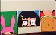 Bobs burgers Painting