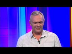 Greg Davies interview on The One Show. The whole interview is funny but the story about the time he accidentally wore his mum's knickers  (about 4 minutes in) is the best thing ever and made funnier by the fact that host Matt Baker is literally crying with laughter.
