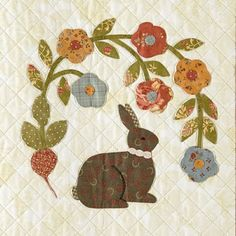 Baltimore Bunnies - Applique Quilts - Patterns