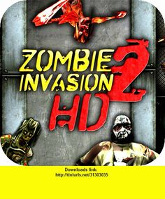 Zombie Invasion 2 HD, iphone, ipad, ipod touch, itouch, itunes, appstore, torrent, downloads, rapidshare, megaupload, fileserve