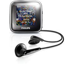 mp3 çalar SA2SPK04SN/02   Philips