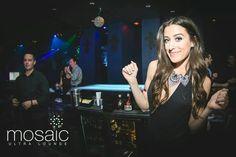 Club shot at Mosaic in Kansas City