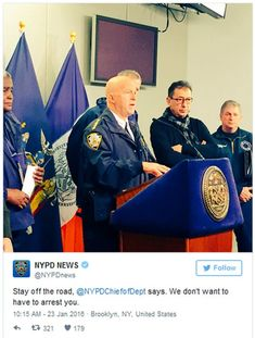 Martial Law declared in New York City | RedFlag News/// A SNOWSTORM ?? The city has suffered through snowstorms before so you have to ask yourself why are they doing this? Trial run ?