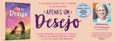 Sinfonia dos Livros: Novidade Booksmile | Apenas Um Desejo | Barbara O'...