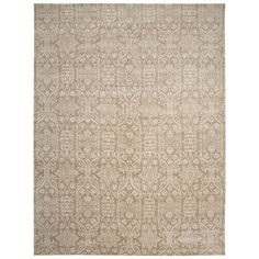 Tamarian Winston Hand-Woven Taupe Area Rug | Wayfair