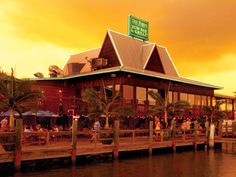 Doc Ford's Fort Myers Beach Rum Bar & Grille   708 Fishermans Wharf  Fort Myers Beach, Florida 33931 239.765.9660