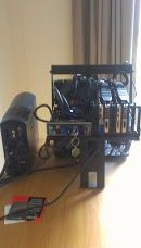 Building my first litecoin miner.