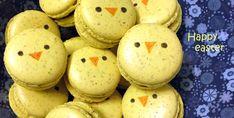 Easter Macarons