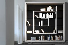 BOOKCASES AND COMPLEMENTS – PART 1: ALTREFORME – CARUSO HANDMADE
