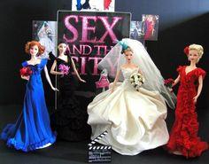 Sex and The City Dolls | BonecaseBonecas