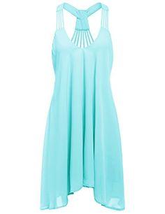 ROMWE Women's Summer Sexy Sleeveless Strappy Swing Dress ... https://www.amazon.com/dp/B01FK63V18/ref=cm_sw_r_pi_dp_x_m96Fyb8Y2677Q